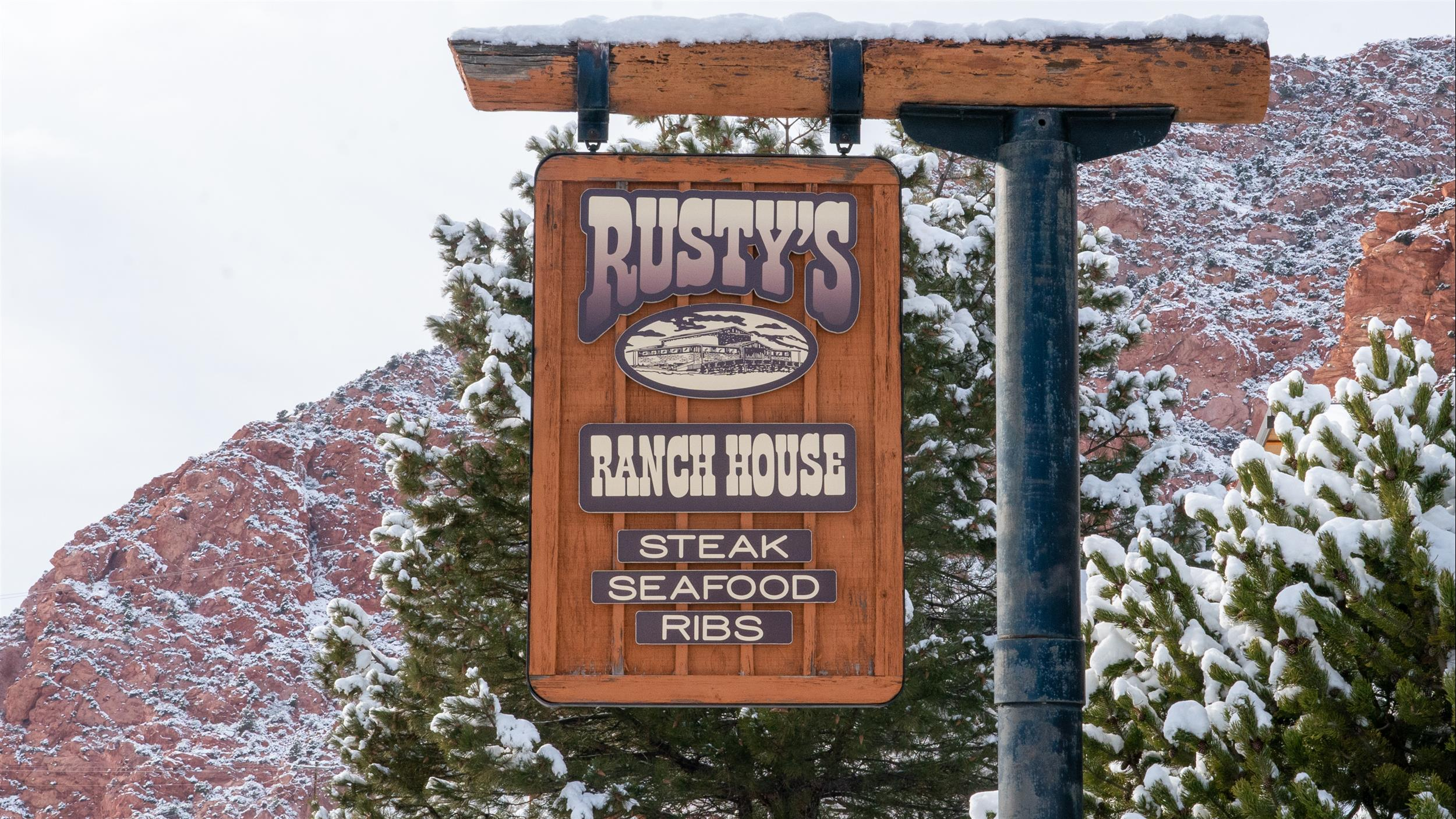 Rusty's Ranch House and Steaks